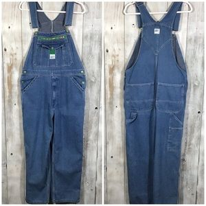 Denim - Vintage Liberty Denim Bib Overalls Jean